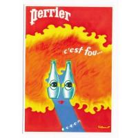 Carte Perrier - Editions Clouet
