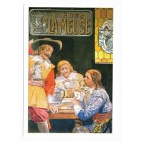 Carte Postale 10x15 Affiche des Brasserie de la Meuse - Florimage