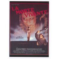Carte Postale 10x15 Affiche de film La Morte Vivante - Editions F.Nugeron