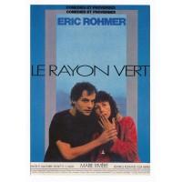 Carte Postale 10x15 Affiche de Film Le rayon vert - Editions F.Nugeron