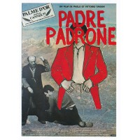 Carte Affiche de Film Padre Padrone - Editions F.Nugeron