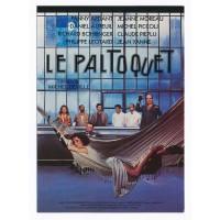 Carte Affiche de Film Le Paltoquet - Editions F.Nugeron