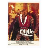 Carte Postale 10x15 Affiche de Film Otello - Editions F.Nugeron