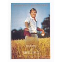 Carte Postale 10x15 Affiche de Film Le Meilleur - Editions F.Nugeron