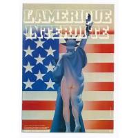 Carte Postale 10x15 Affiche de Film L'amerique Interdite - Editions F.Nugeron