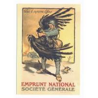 Carte Emprunt National Société Générale - Floriscope