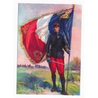 Carte Manoeuvre Militaire - Floriscope