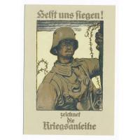 Carte Emprunt de guerre Allemagne - Floriscope
