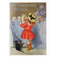 Carte Les confitures Picon - Editions Clouet