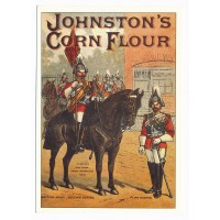 Johnston's Corn Flour Horse - The robert opie Collection