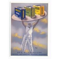 Carte Cigarettes Celtique - Claude aubert éditeur
