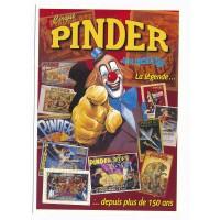 Carte cirque Pinder la légende depuis plus de 150 ans - Centenaire Editions