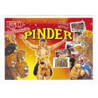 Carte 150 ème anniversaire Pinder - Centenaire Editions
