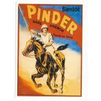 Carte Bientot Pinder sans prénom Fondé en 1854 - Centenaire Editions