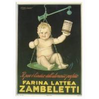 Carte Farina Lattea Zambeletti - Editions F.nugeron