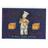 Carte Kub providence de la ménagère - Centenaire Editions