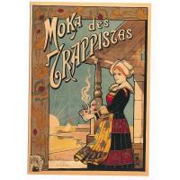 Carte Moka des Trappiszas - Floriscope