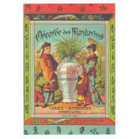 Carte Chicorée des Mandarins Qualité Superieur - Floriscope
