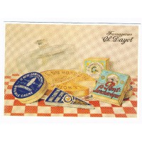 Carte Fromageries Dayot - Editions Clouet