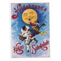 Carte chocolat Hildebrand's - Claude aubert éditeurs