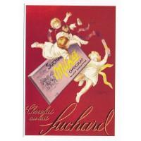 Carte chocolat Suchard Milka chocolat concentré - Editions Clouet