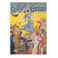 Carte Postale 10x15 Chocolat Kesteloot - Centenaire Editions