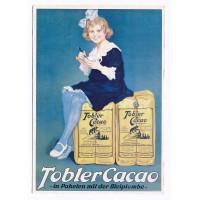 Carte Postale 10x15 Tobler Cacao - Editions Clouet