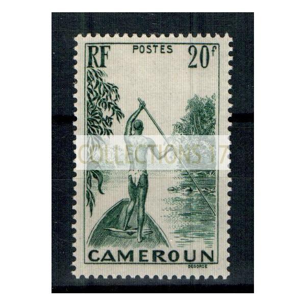 Timbres du Cameroun - Numéro 191 - neuf sans charnières