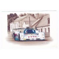 Carte Peugeot 905 - Editions Orphegraff