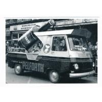 Carte Peugeot publicitaire Pelforth - Editions Lunais