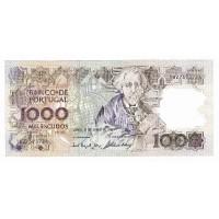 Billet Neuf Portugal 1.000 Escudos - 1994