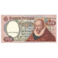 Billet Neuf Portugal 500 Escudos - 1979