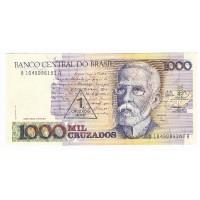 Billet Brésil 1.000 Cruzados - 1905