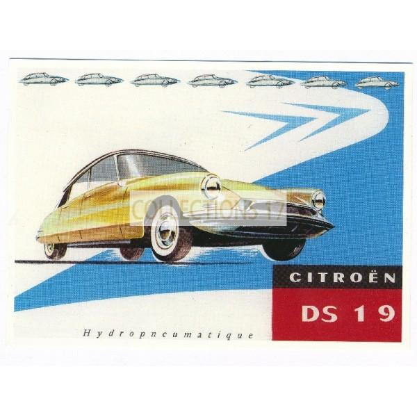 Citroen DS 19