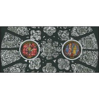 Bloc Souvenir numéro 58 La Cathédrale de Reims (sous blister)