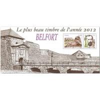Bloc Souvenir numéro 089 Belfort