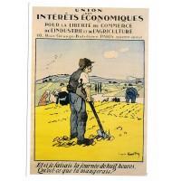 Carte Postale 10x15 Union des Intérêts Economiques - Centenaire Editions