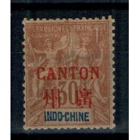 Canton - Numéro 11 - Neuf avec charnière