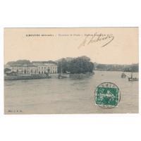 CPA - (33) - Libourne gironde bureaux et Chais Bordeaux