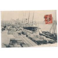 CPA - (33) - Bordeaux Quai de bacalan les docks