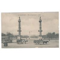 CPA - (33) - Bordeaux Place des Quinconces