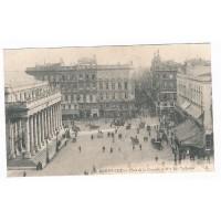 CPA - (33) - Bordeaux Place de la Comédie et Rue Ste Catherine