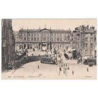 CPA - (33) - Bordeaux L'hotel de ville