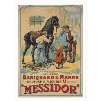 Carte Postale 10x15 Tondeuse Messidor - Centenaire Editions