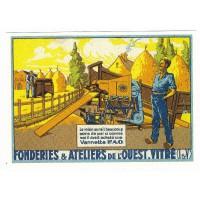 Carte Postale 10x15 - Centenaire Editions