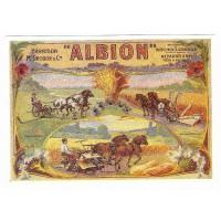 Carte Postale 10x15 Albion Machines agricoles - Centenaire Editions