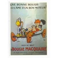 Carte Postale 10x15 Bougies MacQuaire - Centenaire Editions