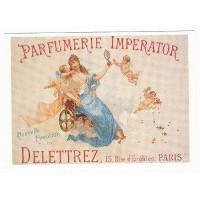 Carte Postale 10x15 parfumerie imperator - Claude aubert éditeur