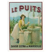 Carte Postale 10x15 Savon le Puits Marseille - Centenaire Editions