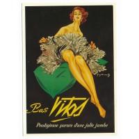Carte Postale 10x15 Bas Vitos 1960 - Editions F.Nugeron